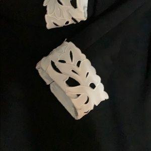 Ted Baker Dresses - Ted Baker white collar black dress size 2